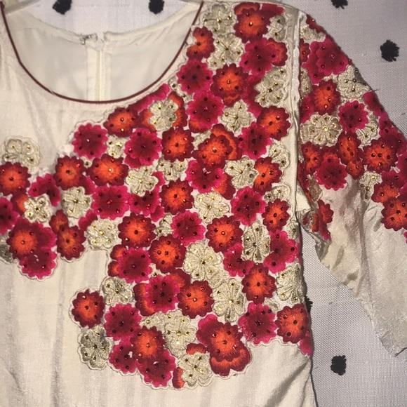 STUNNING Handcrafted Artisans Dress
